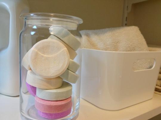 ガラス瓶 入浴剤
