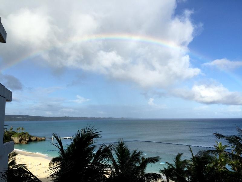 沖縄の虹g