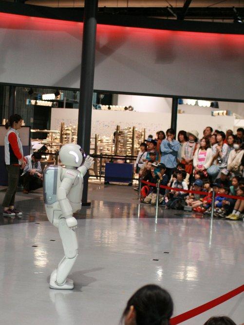 ASIMO(アシモ)2