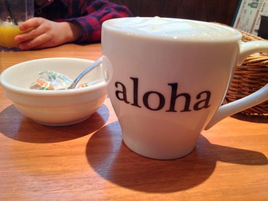 aloha マグ