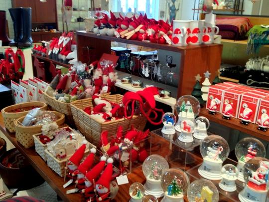 北欧デザインハウス クリスマス雑貨