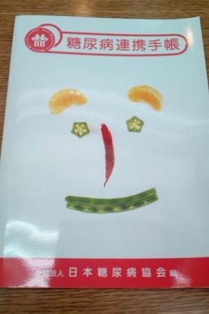 糖尿病連携手帳 (1)