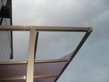 駐輪場屋根�