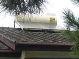 ソーラーシステム水漏れ
