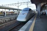 赤湯駅から山形新幹線に乗って 3