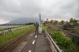 西大山駅にて 13