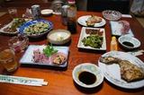 豪華な食事 8