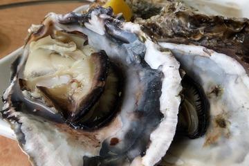海宝の焼き牡蠣