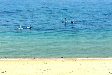 ヒポポパパ前のビーチ2