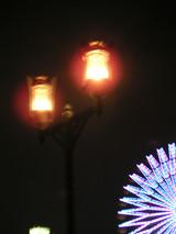 モザイクの夜景�