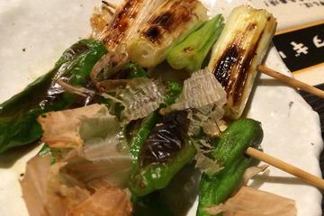 焼鳥バール「カタギリ」の串焼き