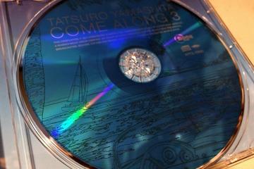 COME ALONG 3(CDレーベル面)