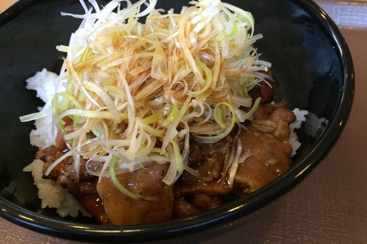 すき家の炭火豚丼