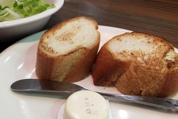 ハングJr.のフランスパン