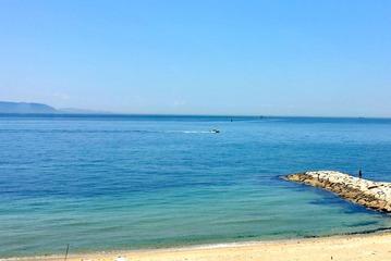 ヒポポパパ前のビーチ3