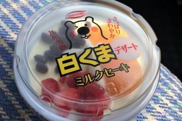 丸永製菓の白くま「ミルクセーキ」