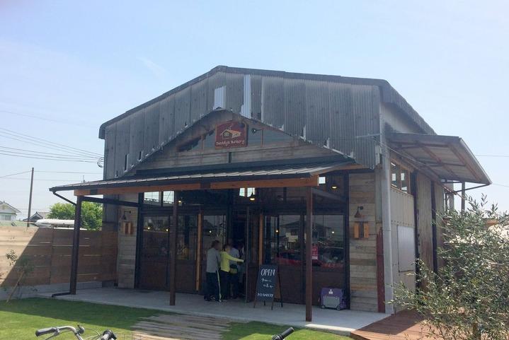 山のパン屋・ダディーズベーカリー稲美店