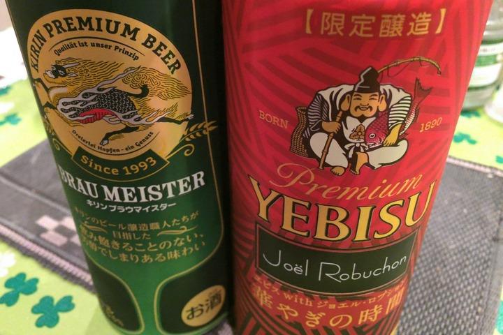 新作ビール2種