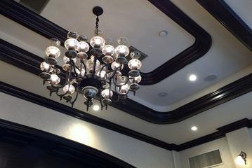 英國屋三宮店の天井
