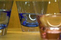 山崎蒸溜所の販売用ロックグラス