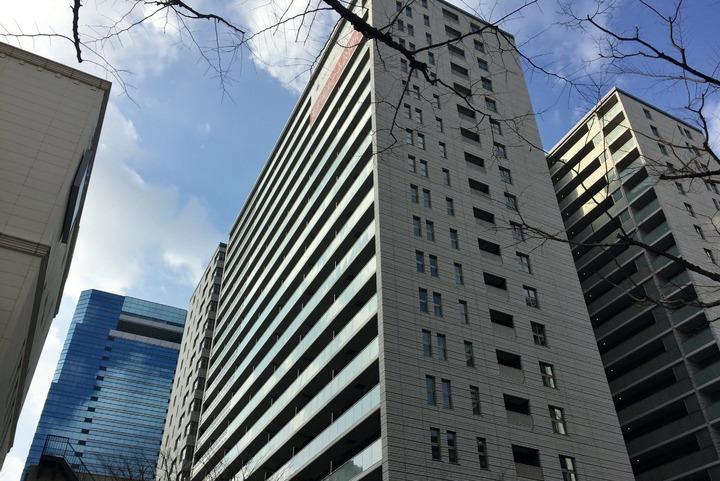 JR神戸駅近くの新築マンション