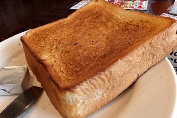 ガストの厚切りトースト