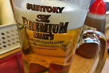 超世界の生ビール