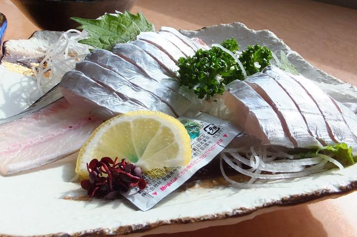 海宝の太刀魚造り