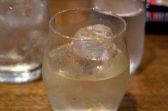 山崎蒸溜所の試飲グラス(ロック&水割り)