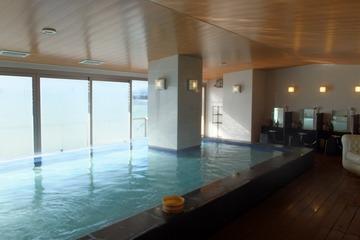 「潮彩きらら 祥吉」の新館浴室