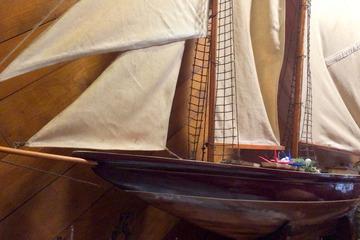 グリル・スターシップのインテリア(帆船模型)