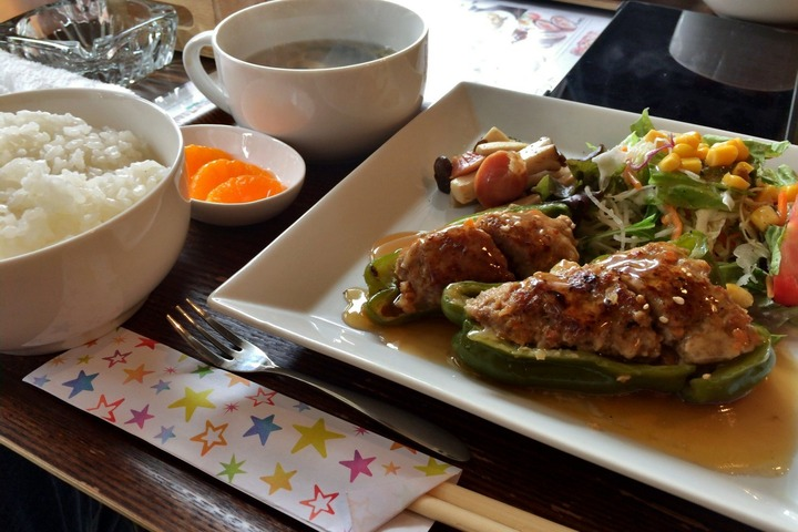 Dinung & Bar Msの日替わりランチAセット