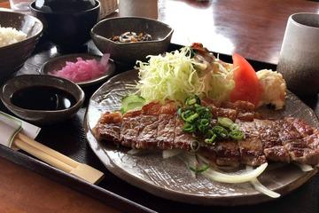 ヴィレッジハウス佳林の焼肉定食(ポンズ)