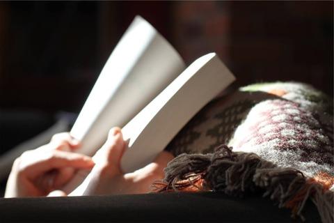 朝、15分だけでOK、好きな本を読むと脳の働きが良くなる。