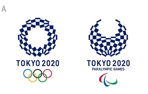 オリンピックの新エンブレムのデザインを分解したら数学的でとても面白い!