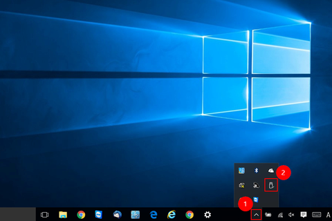 windows10にアップグレードしたらUSBは安全に取り外しましょう。いきなり抜いてしまうとデータが消えちゃう可能性があり危険!