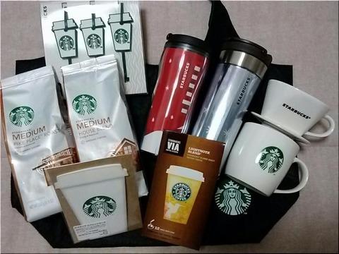 2016年コーヒー系の福袋の中身がネタバレ!