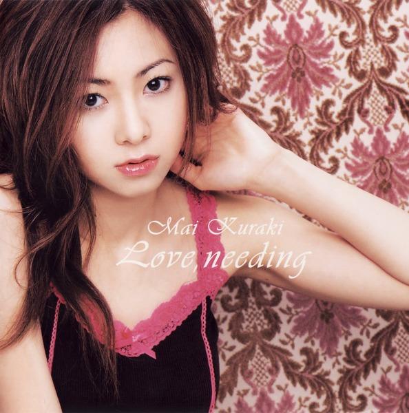 Mai Kuraki (倉木麻衣) - Love,needing