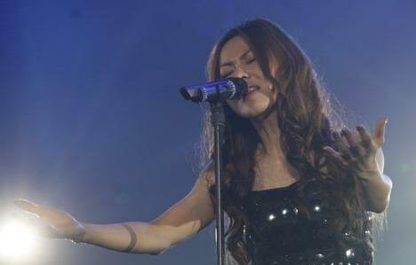 倉木麻衣 2009 十周年記念 亜州巡回演唱会 上海