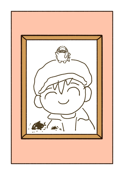 ちいさめ「お絵描き」_004