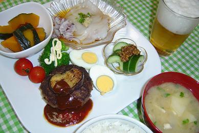20日の晩御飯