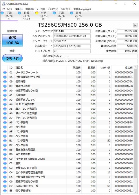 1_TS256GSJM500_256GB