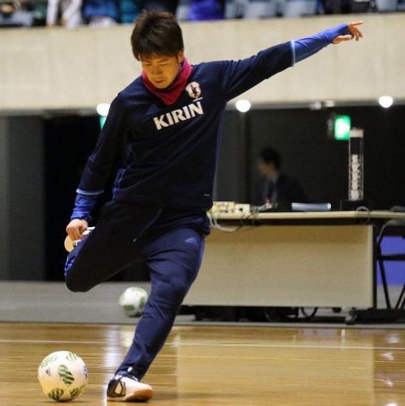Kohei's BLOG  サッカースパイク情報ブログフットサル日本代表 全16名 着用シューズデータ(2016)コメント                  Kohei