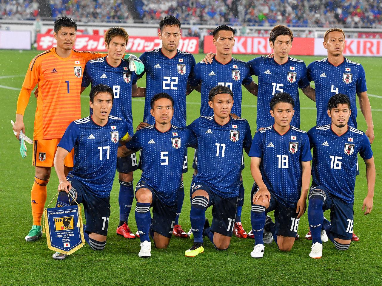 「ロシア ワールドカップ 日本代表」の画像検索結果