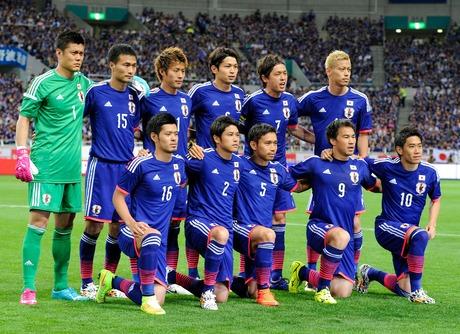 2014年5月27日 日本代表 キプロス代表戦