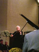 Josef Rissin in concert1