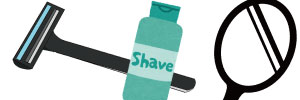 髭剃りセット