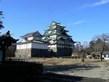 名古屋城にて4