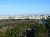 名古屋城にて6