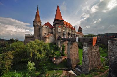 Hunedoara_castle